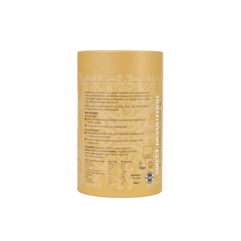 Chicory Latte BB retail tub back
