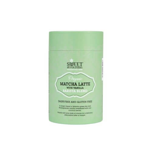 Matcha Latte BB retail tub front