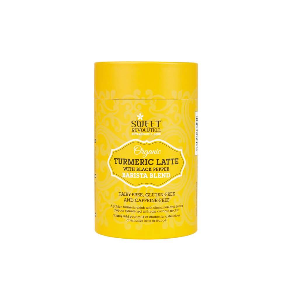 Turmeric Latte BB retail tub front