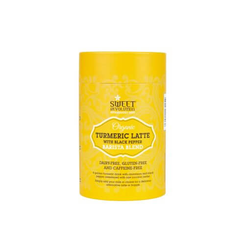 Turmeric Latte BB retail tub front